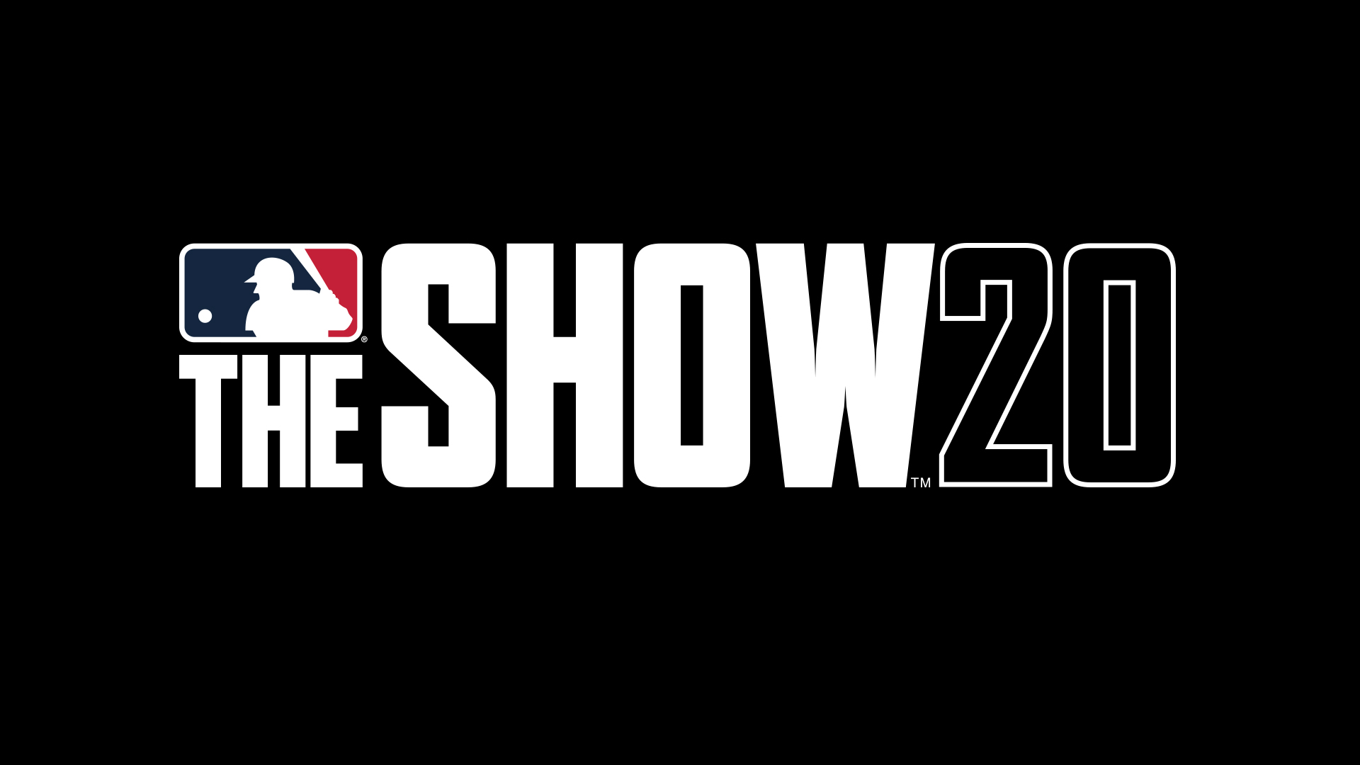 MLB The Show 20 - logo