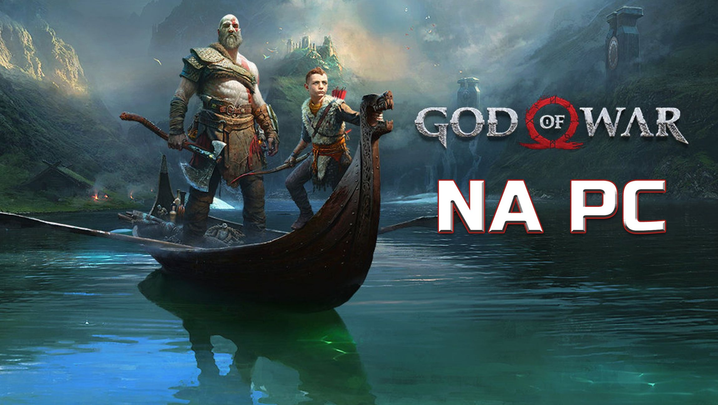 PS4 God of War na PC