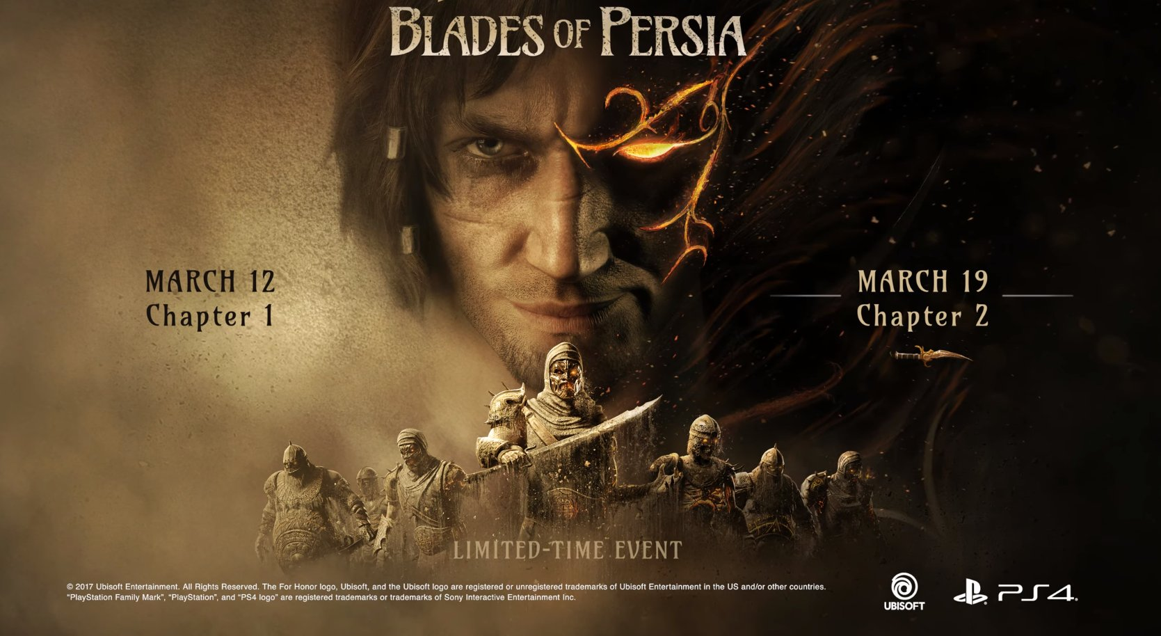 Prince of Persia For Honor Event