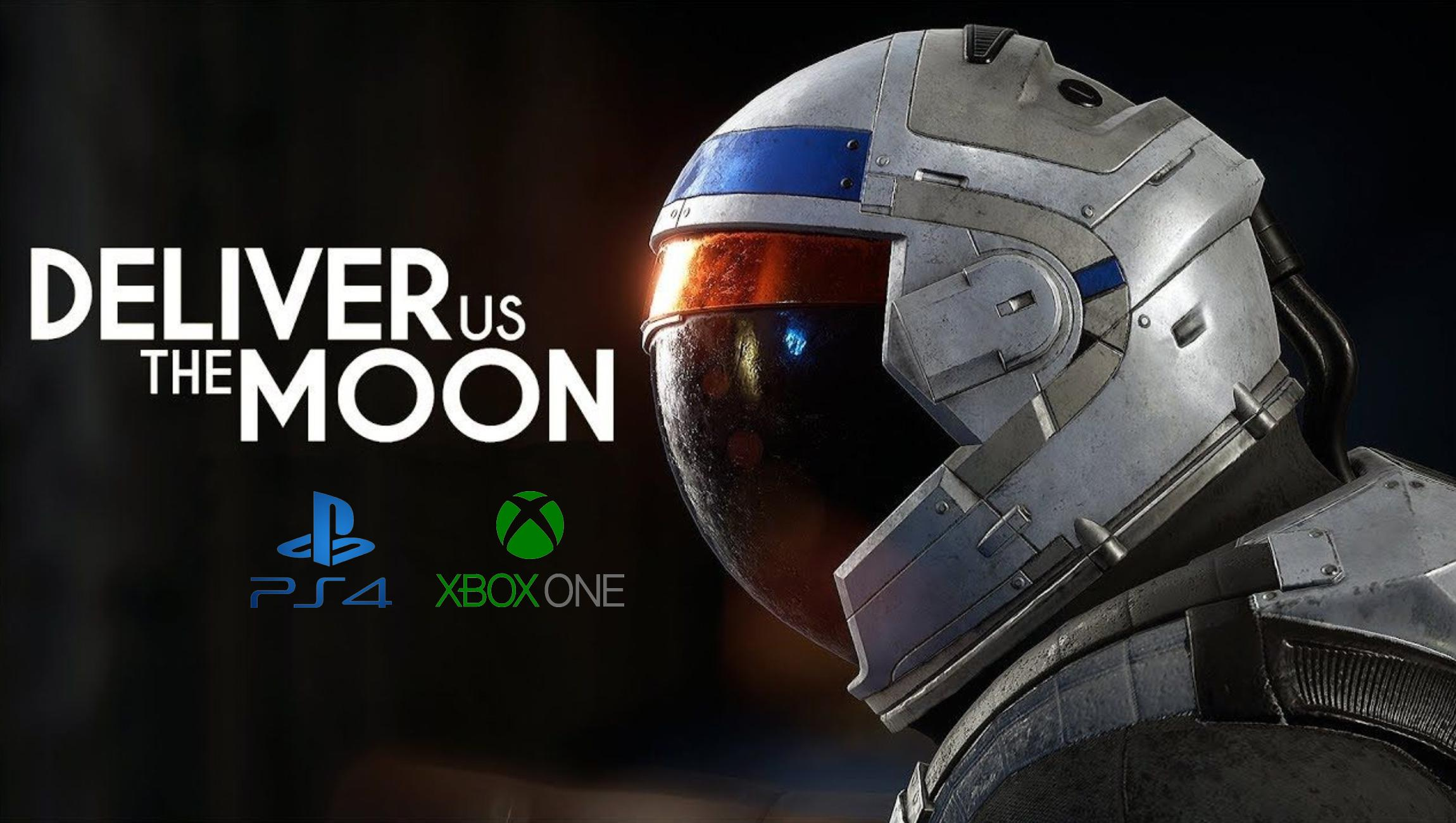 Deliver us the Moon PS4 Xbox One