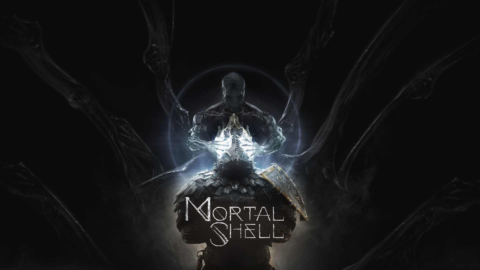 Mortal Shell key art