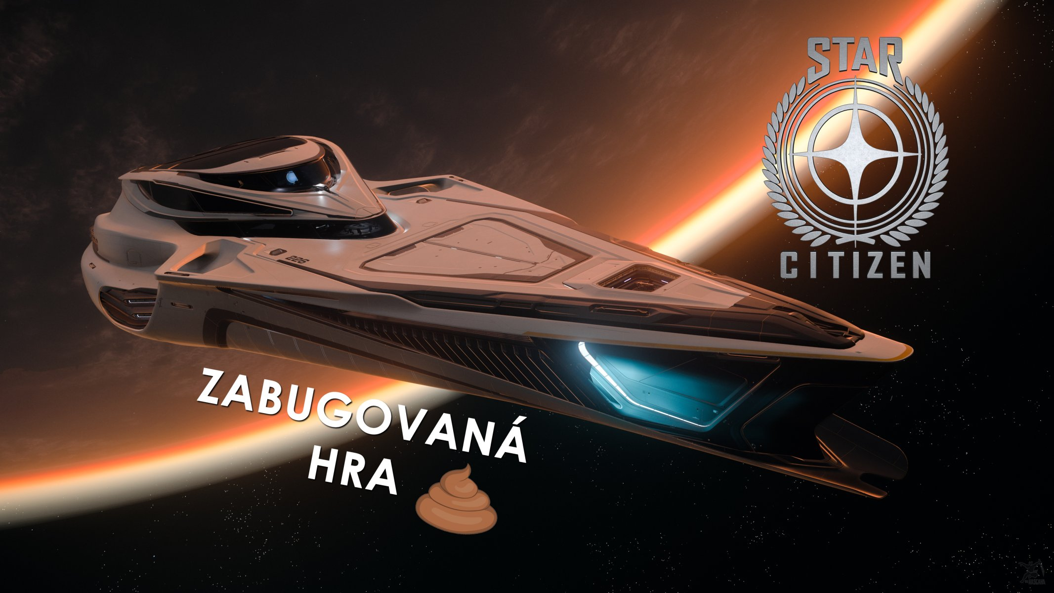 Star Citizen Hra na PC