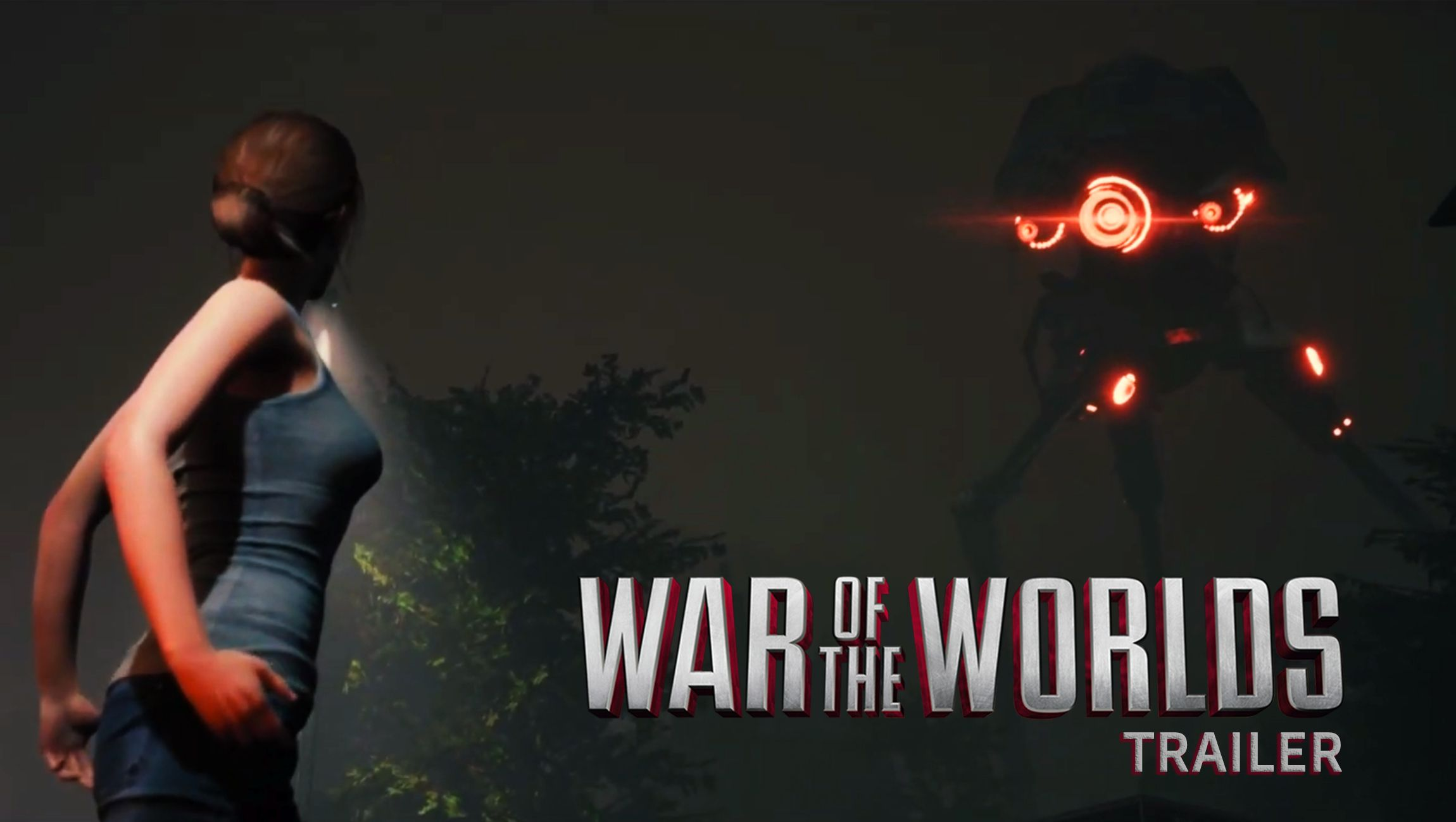 War of the Worlds Game Trailer