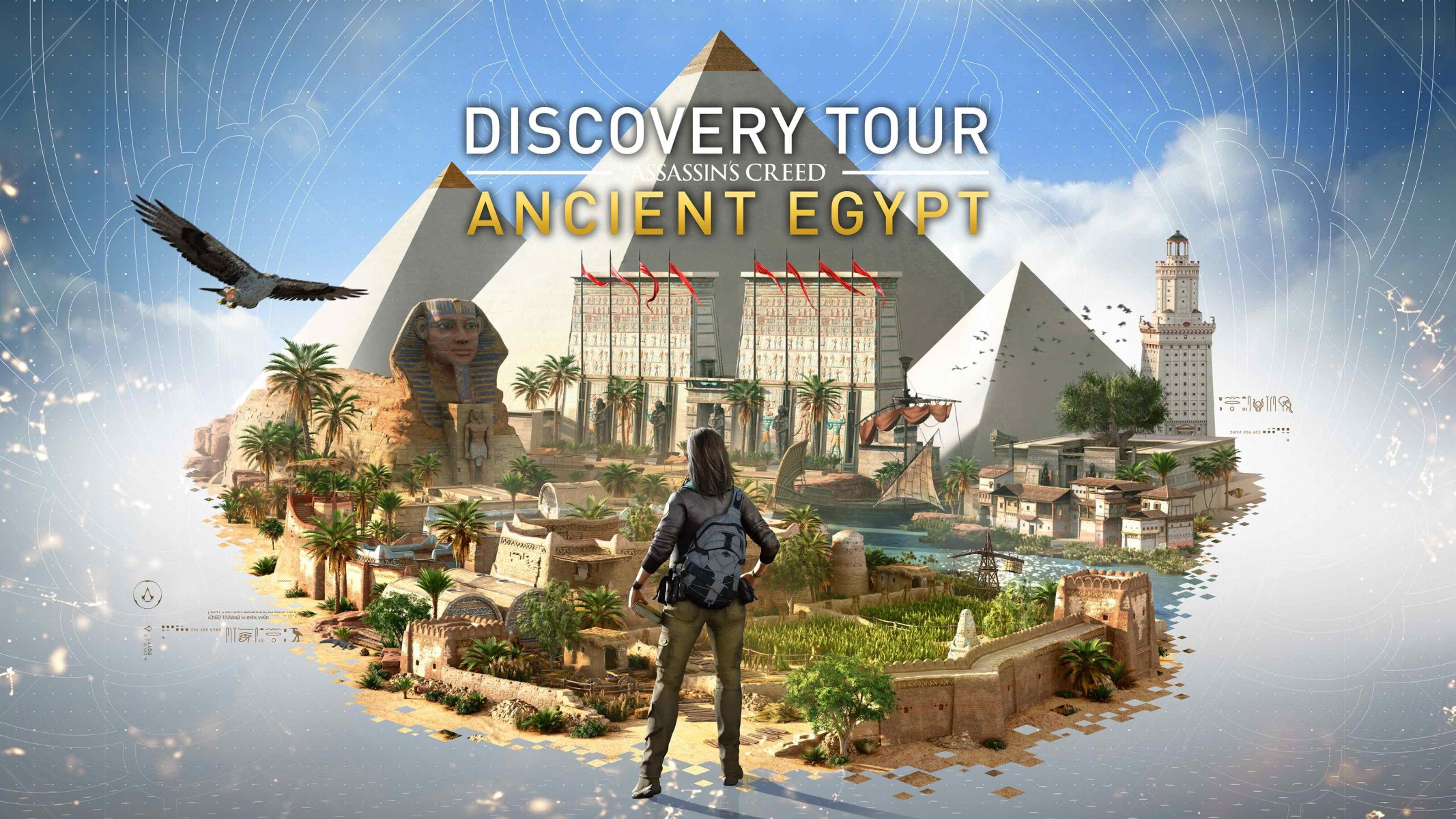 Assassins Creed Egypt Discovery Tour