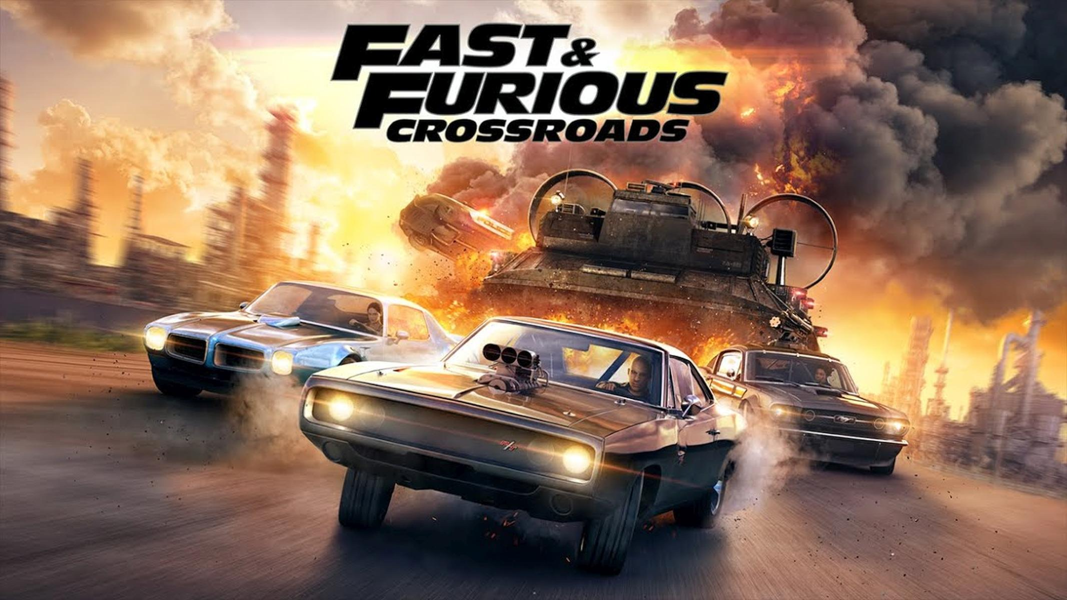 Fast & Furious Crossroads Gameplay Release Date