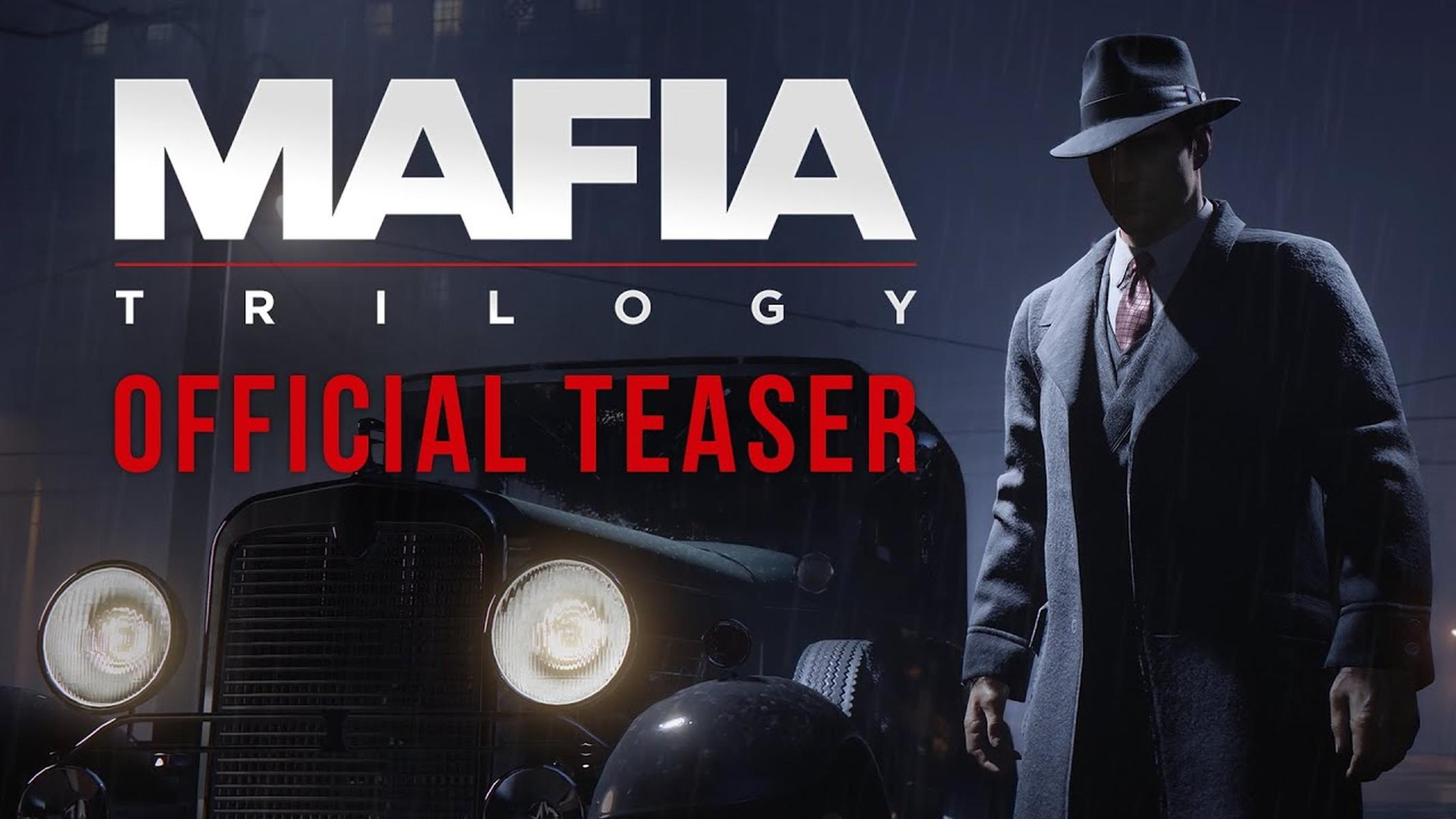 Mafia Trilogy Remaster Trailer