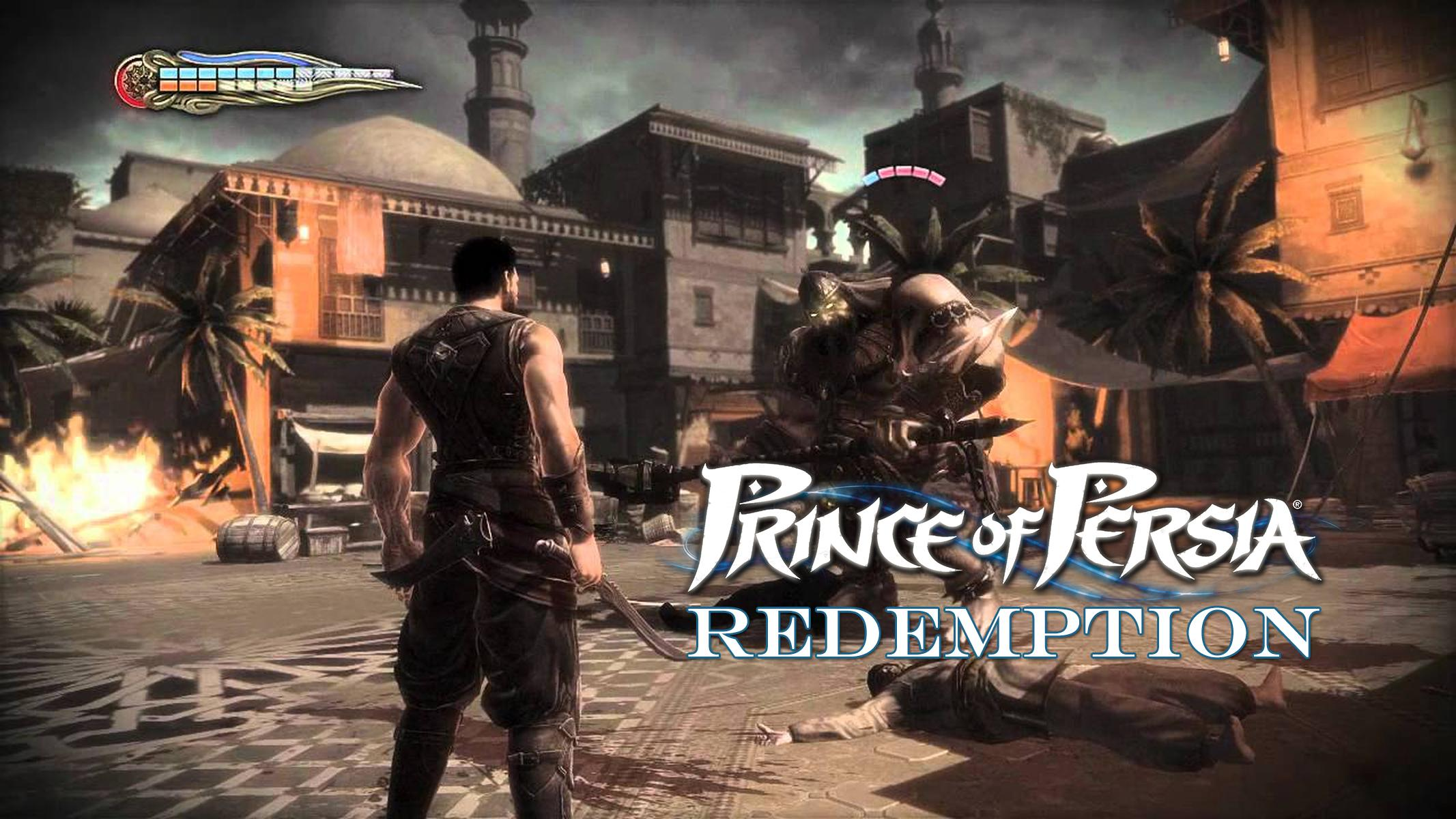 Prince of Persia Redemption 2012