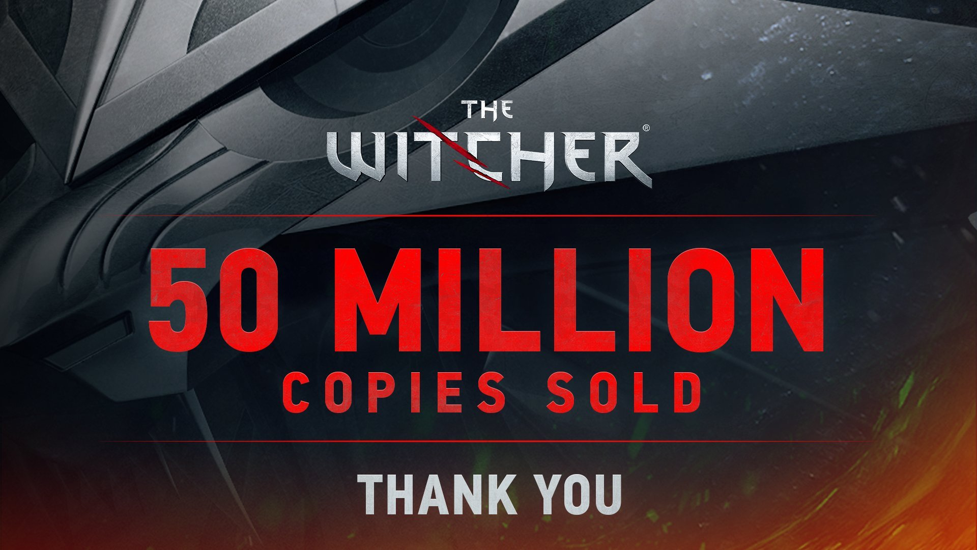 The WItcher Lifetime Sales
