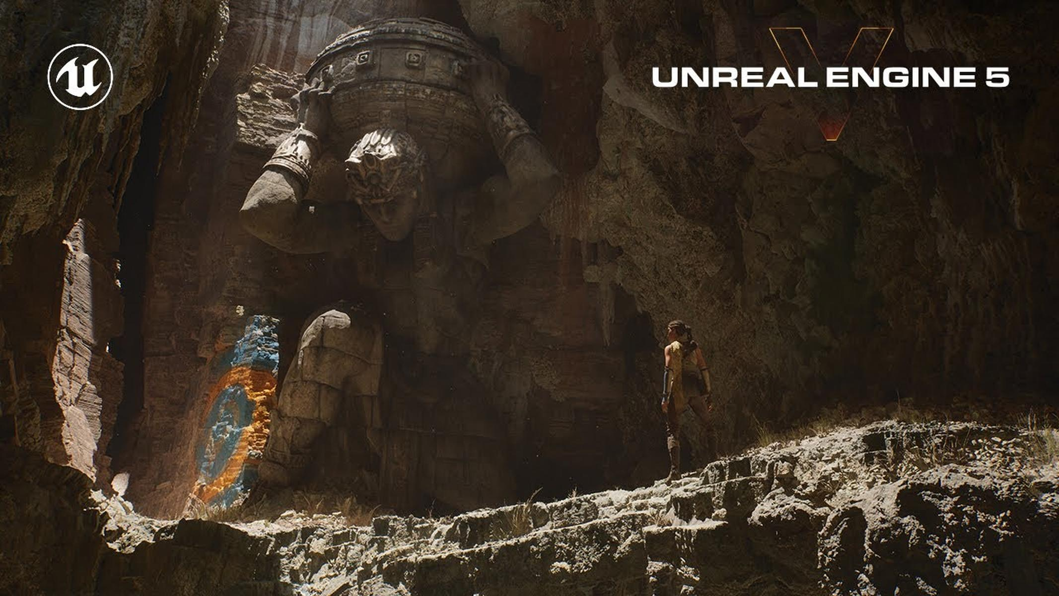Unreal Engine 5 PS4