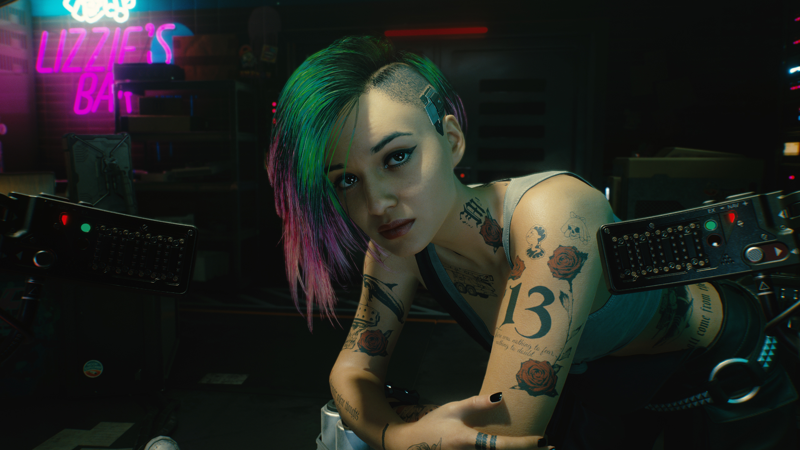 Cyberpunk 2077 PC Screenshot 01