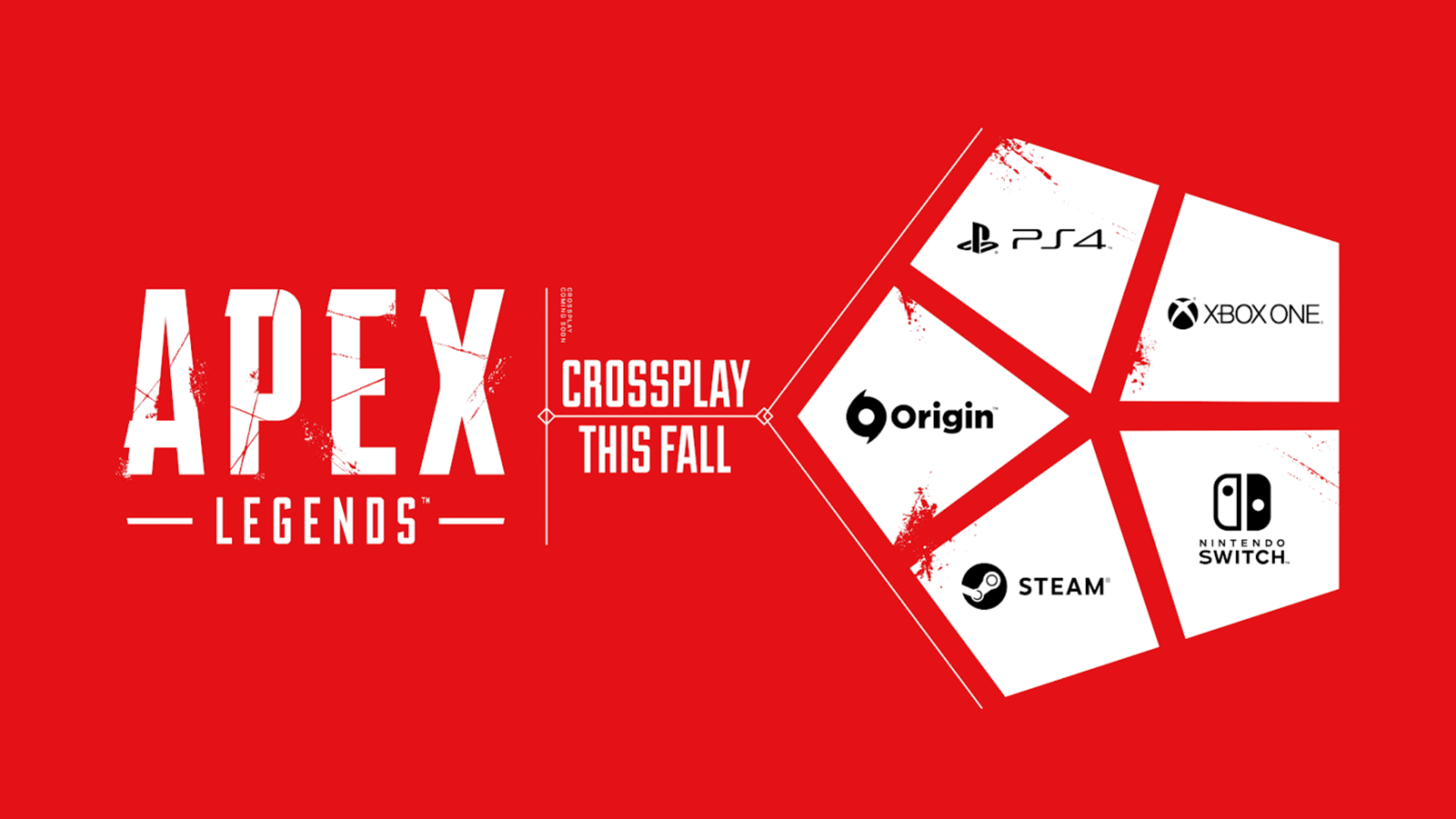 Apex Legends crossplatform multiplayer crossplay
