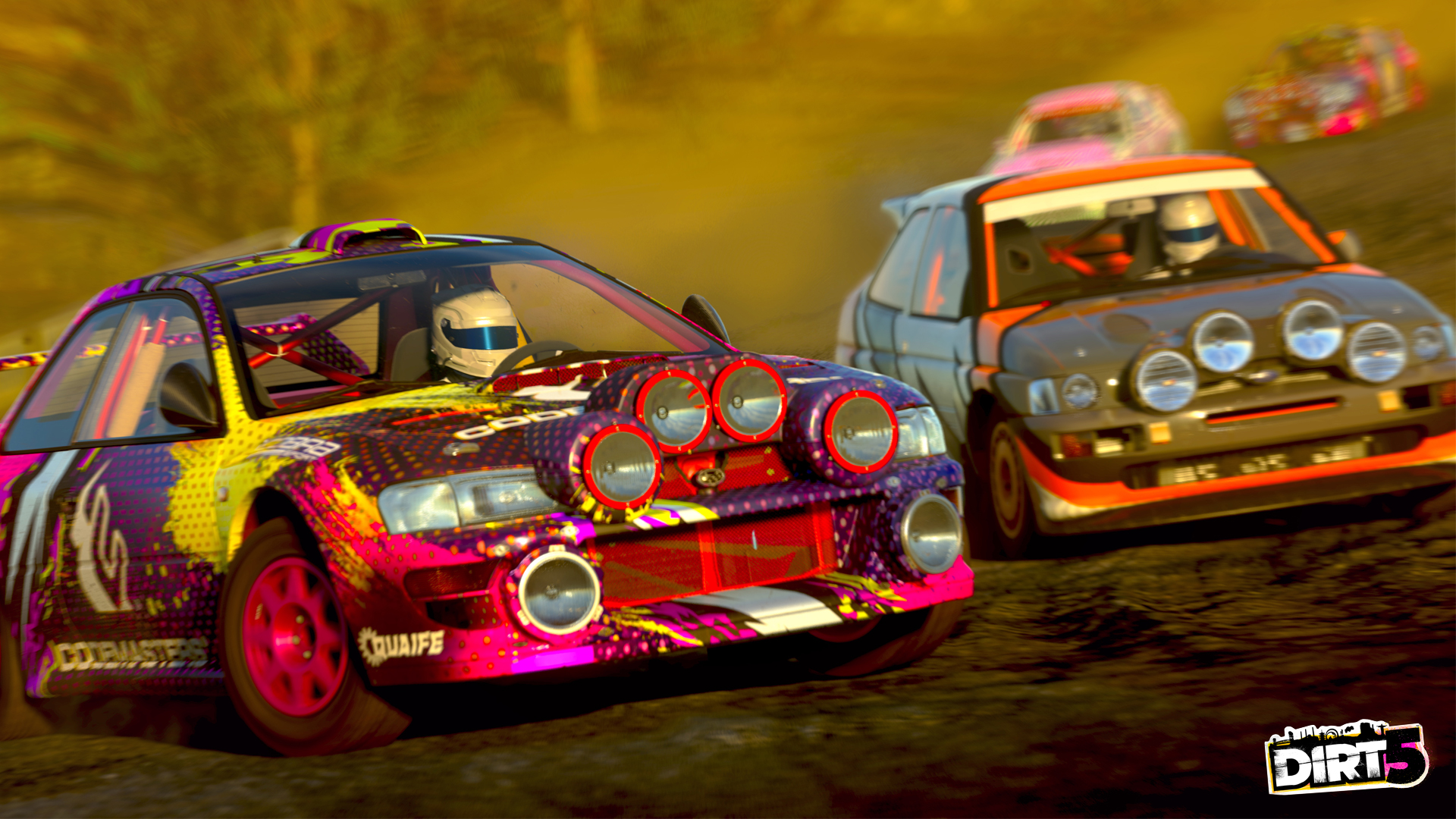 Dirt 5 Screenshot 02