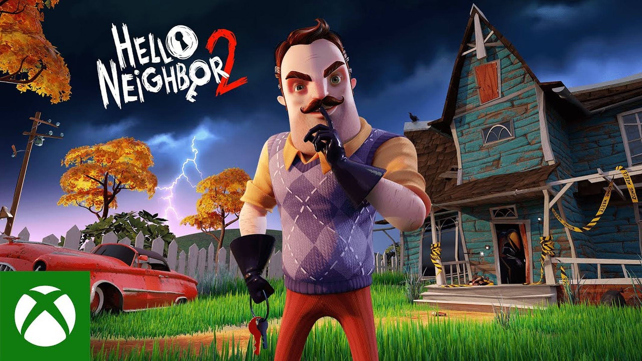 Hello Neighbor 2 Gameplay Trailer