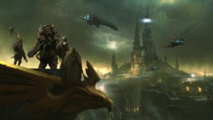 Warhammer 40,000 Darktide Artwork