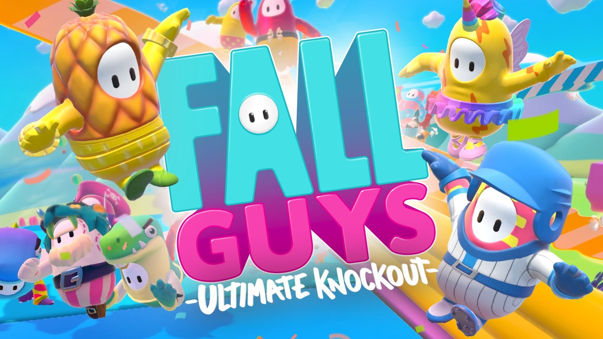 Fall Guys Steam