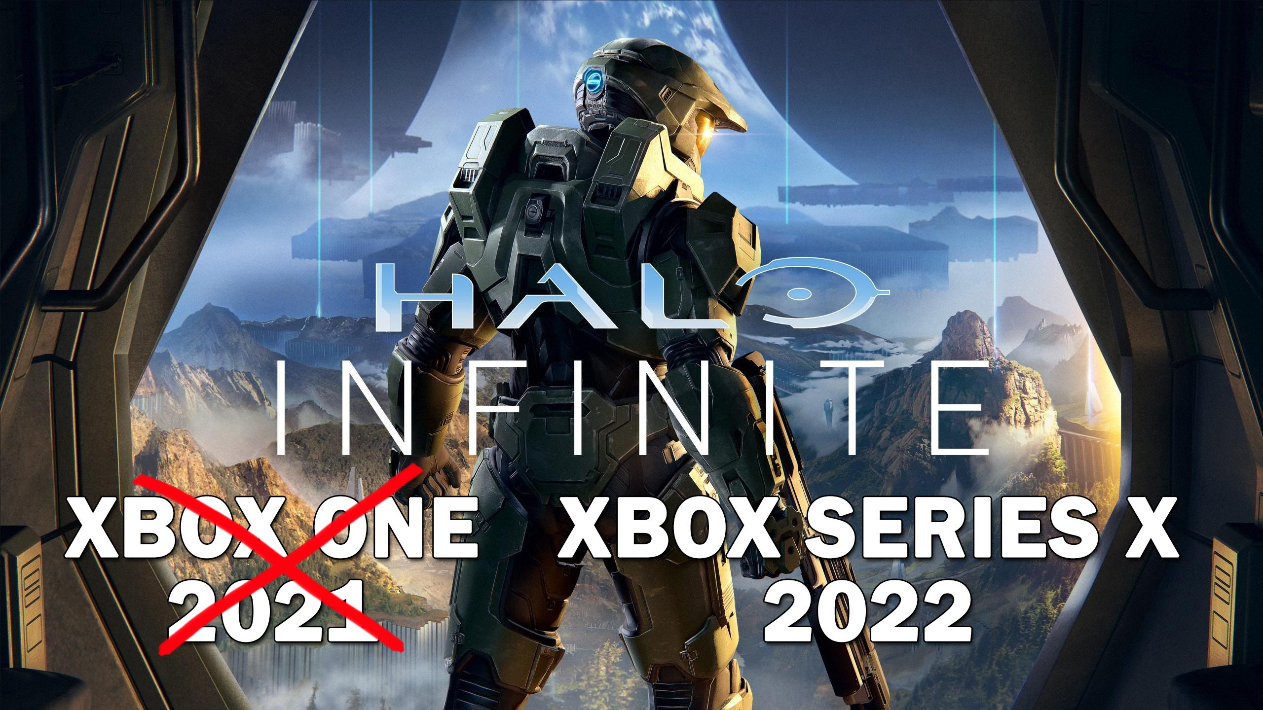Halo Infinite Xbox One Cancelled