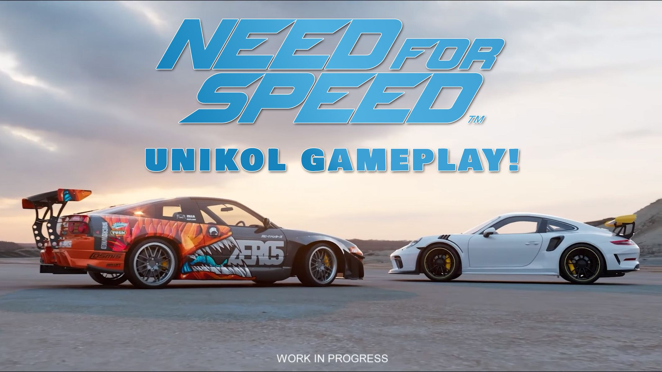Need for Speed 2021 Gameplay