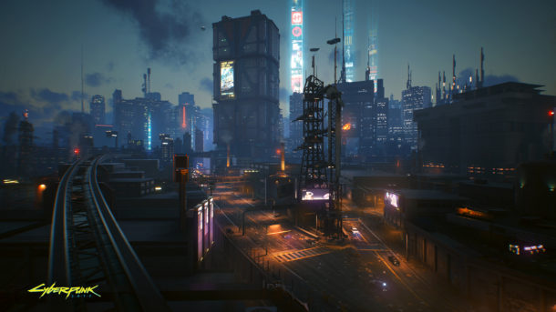 Cyberpunk 2077 New Screenshot 02