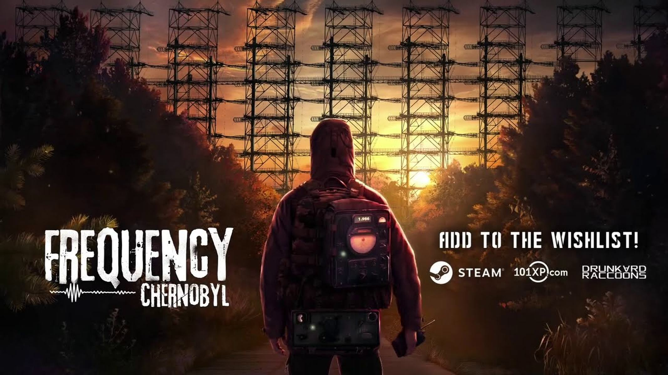 Frequency Chernobyl Game Trailer