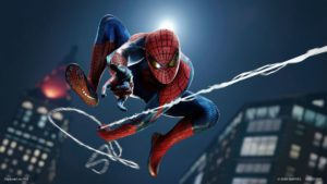 Marvel's Spider-Man Remastered PS5 Suit