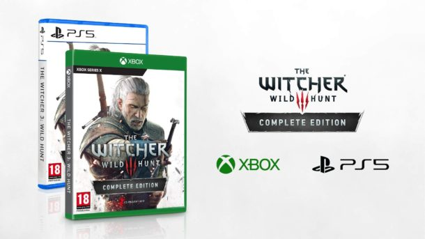 The Witcher 3 Wild Hunt Complete Edition PS5 XSX