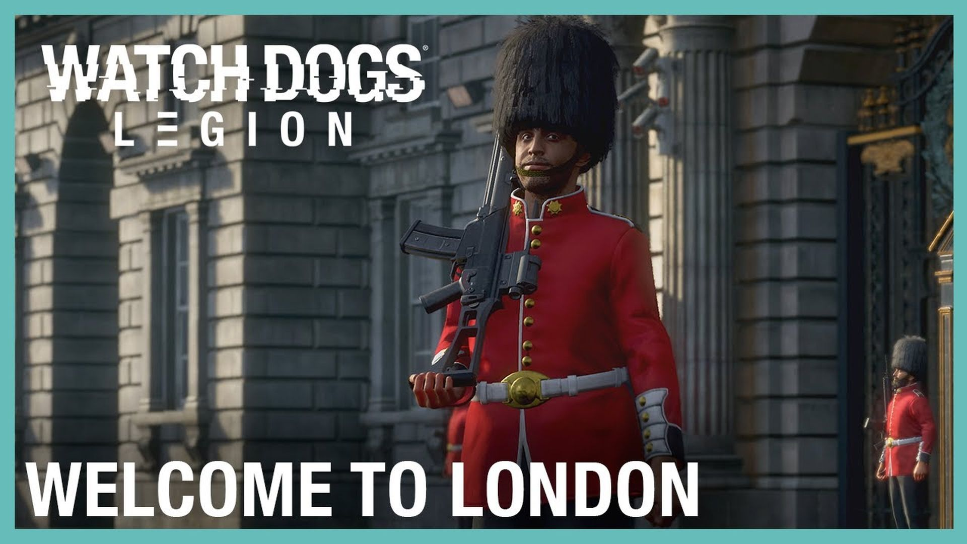 Watch Dogs Legion - Welcome to Londone RTX
