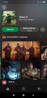 Xbox Game Pass Android Screenshot 11