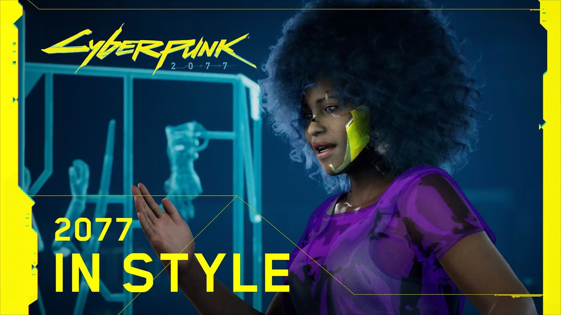 Cyberpunk 2077 Clothing and Style