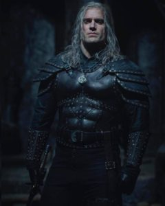 Henry Cavill The Witcher Armor 1