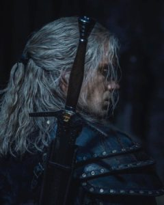 Henry Cavill The Witcher Armor