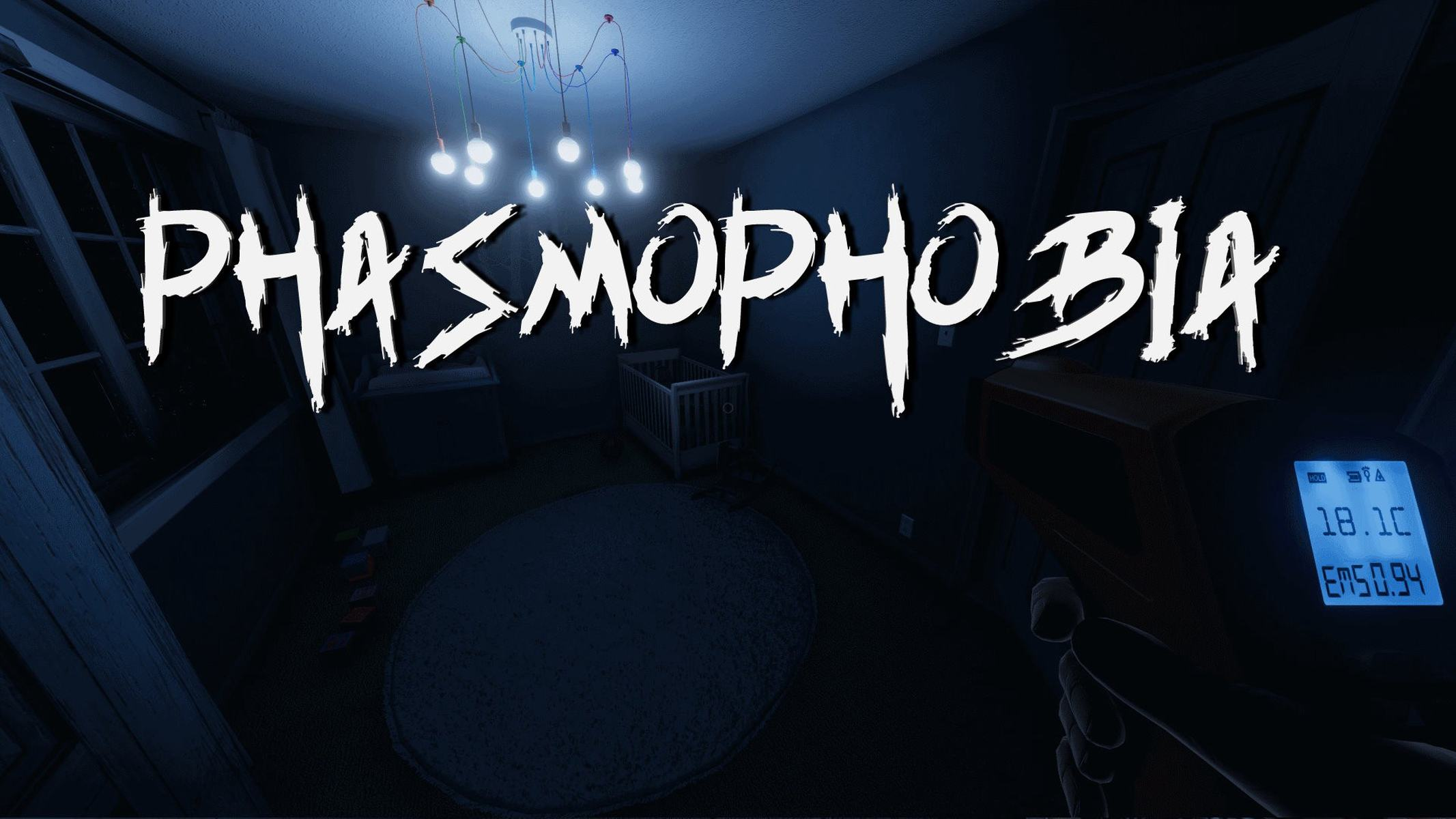 Phasmophobia Steam CZ