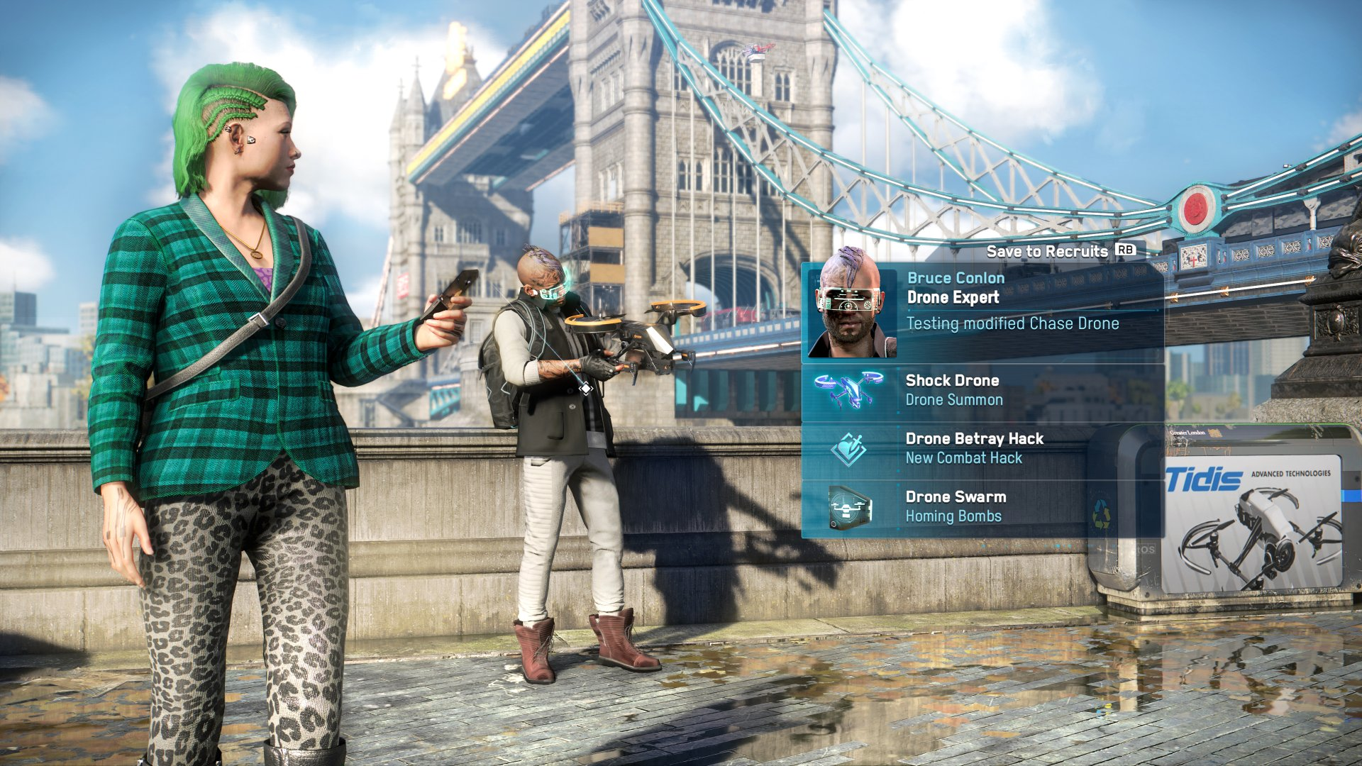 Watch Dogs Legion Recenzia Screenshot 10
