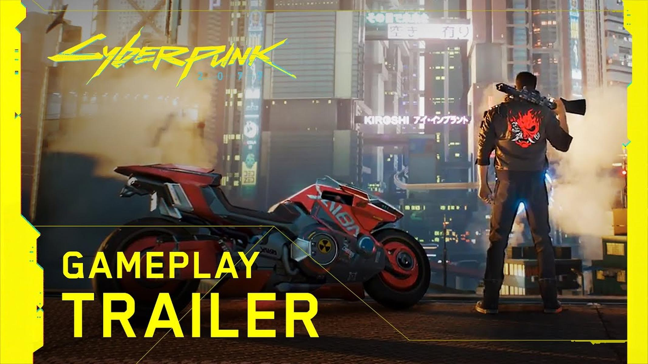 Cyberpunk 2077 Final Gameplay Trailer