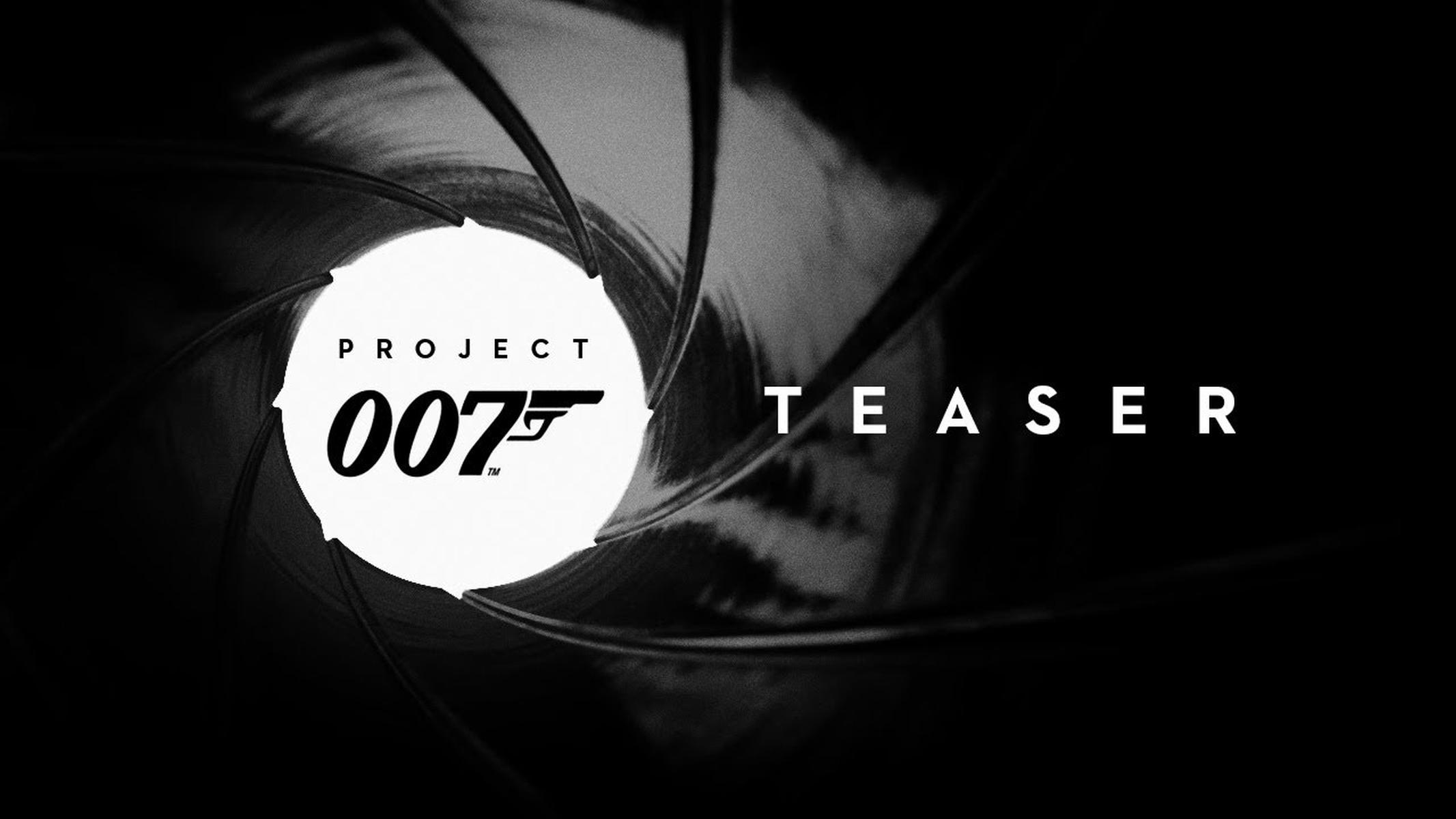 Project 007 IO Interactive Hitman