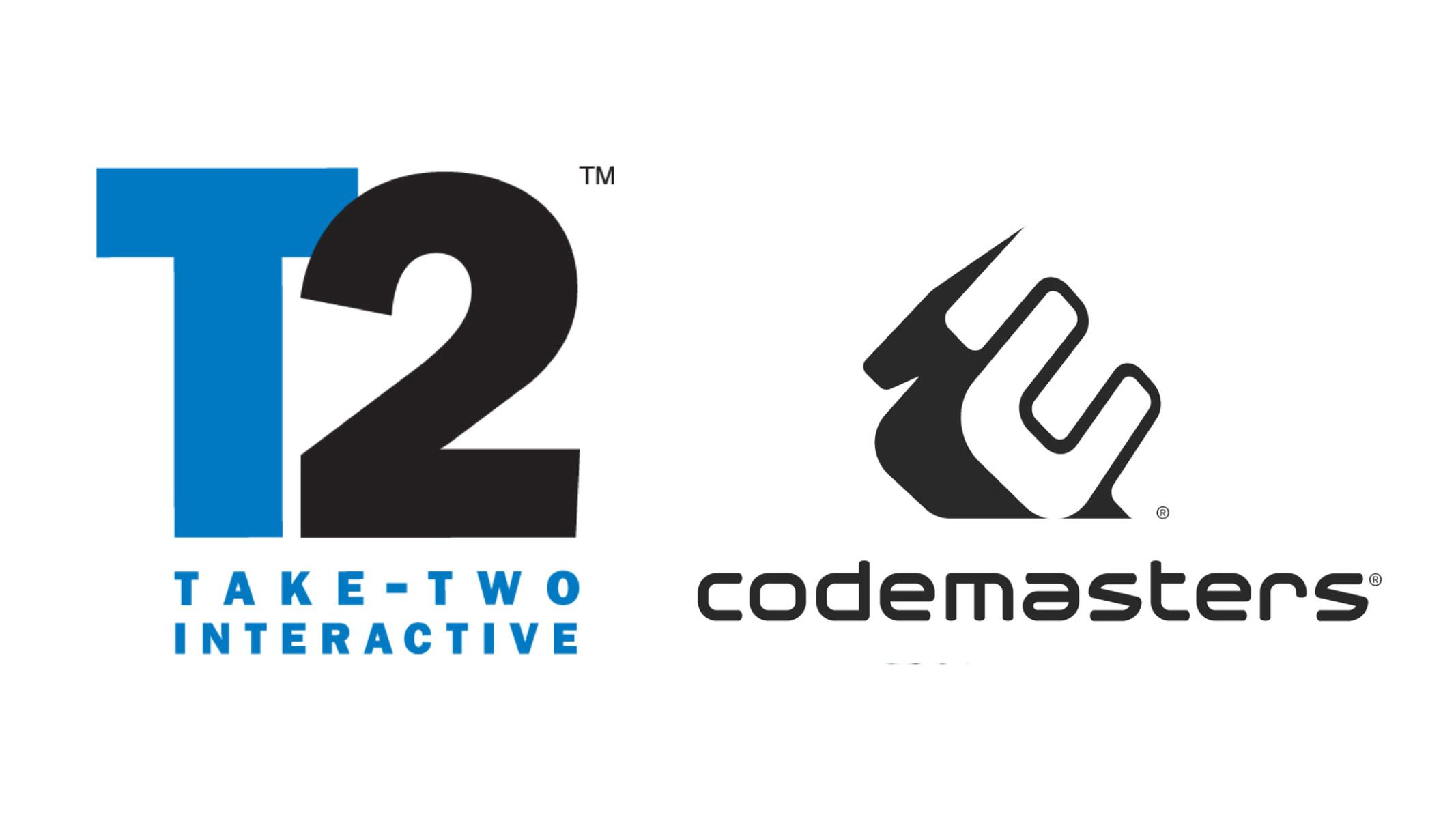Take Two Interactive Codemasters