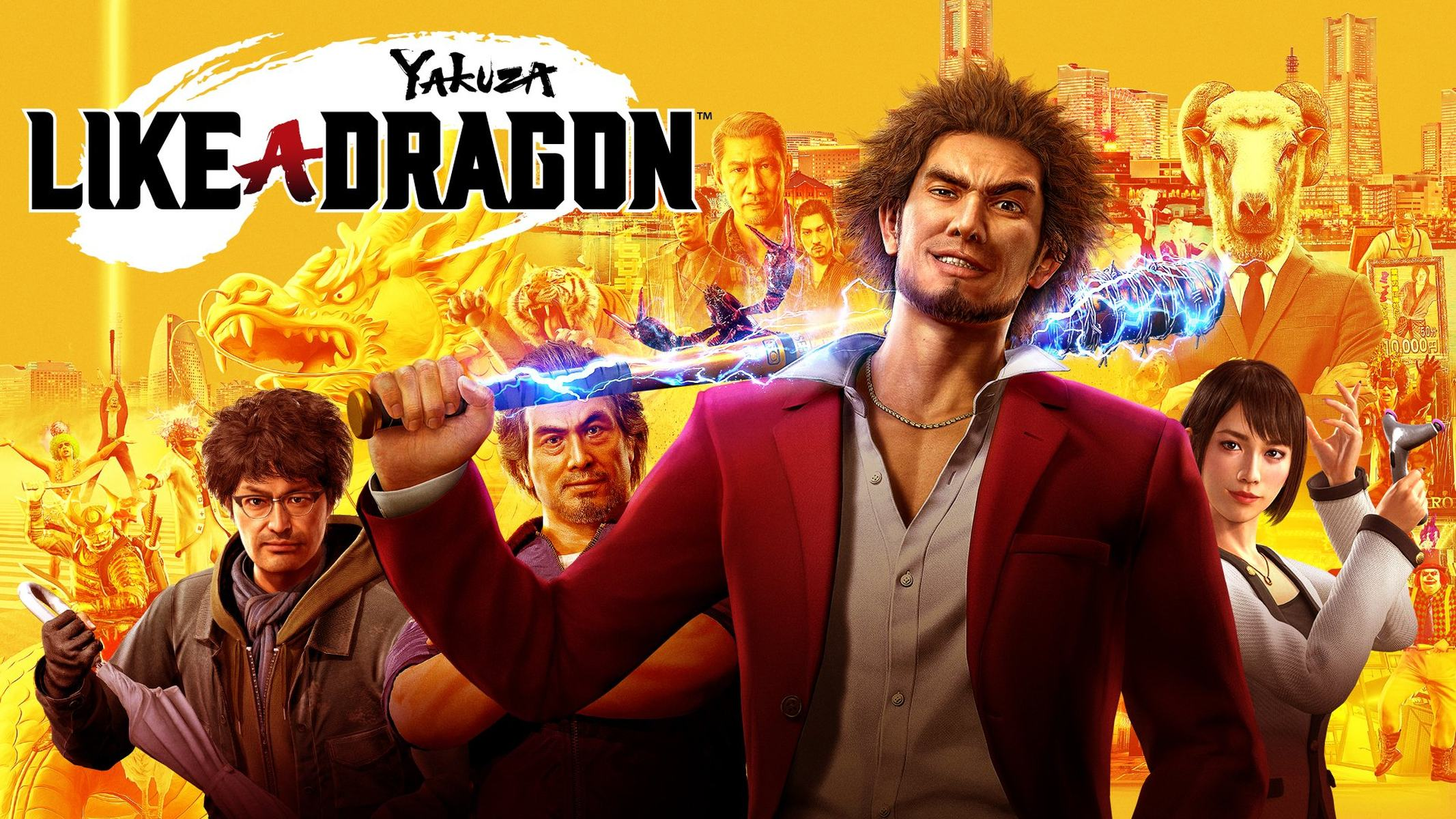 Yakuza Like a Dragon Game PC