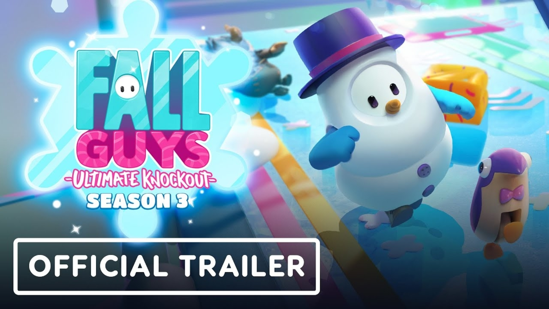 Fall Guys Season 3 winter