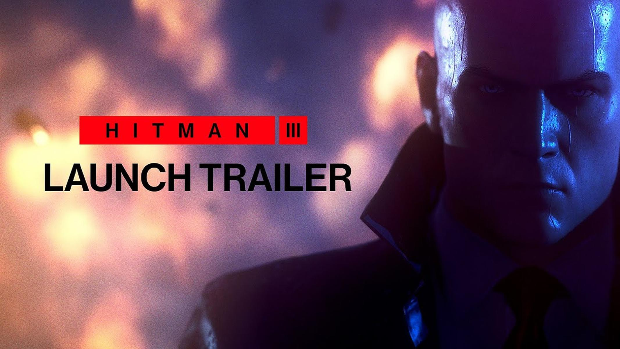 Hitman III Launch Trailer