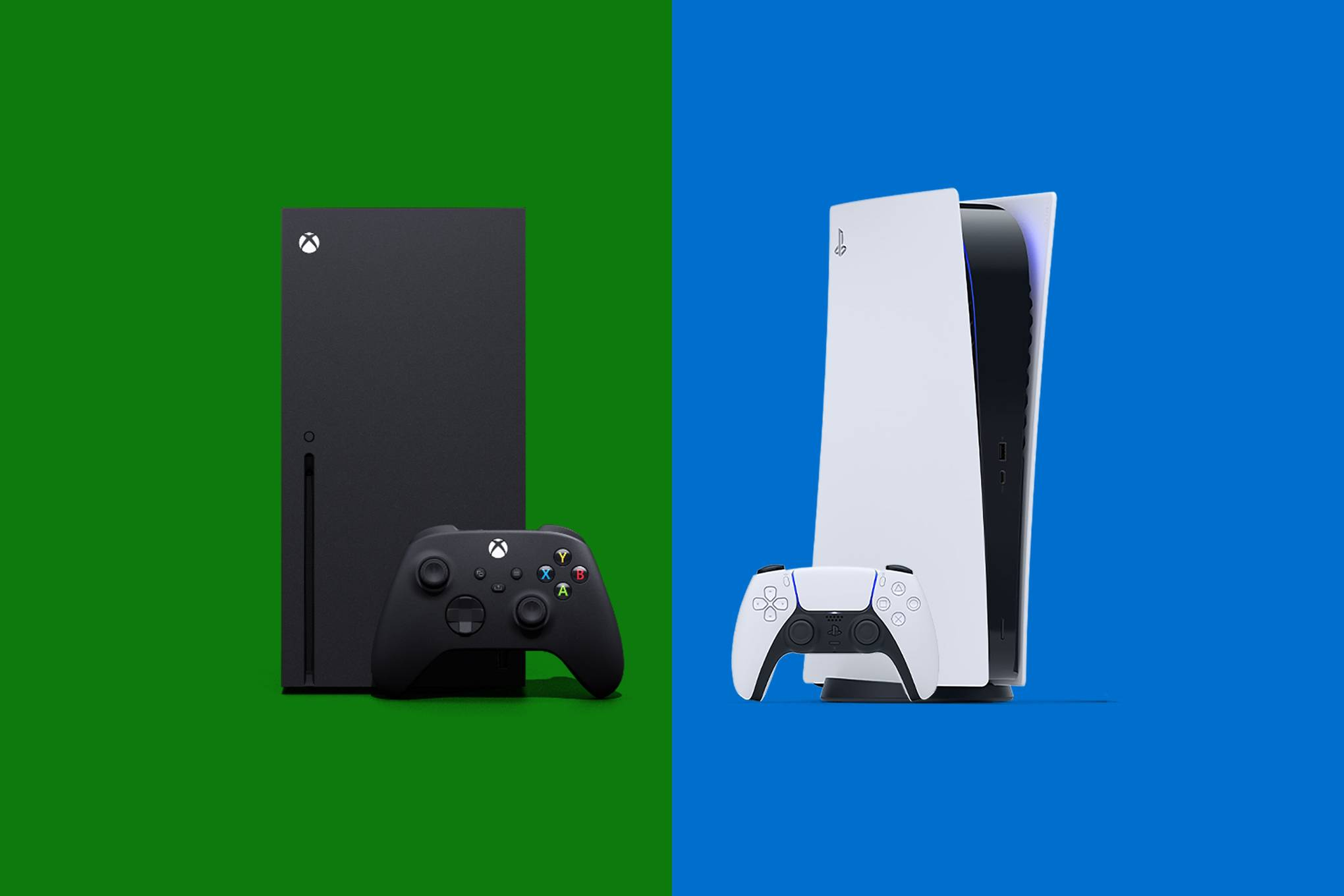 Playstation 5 a Xbox Series X