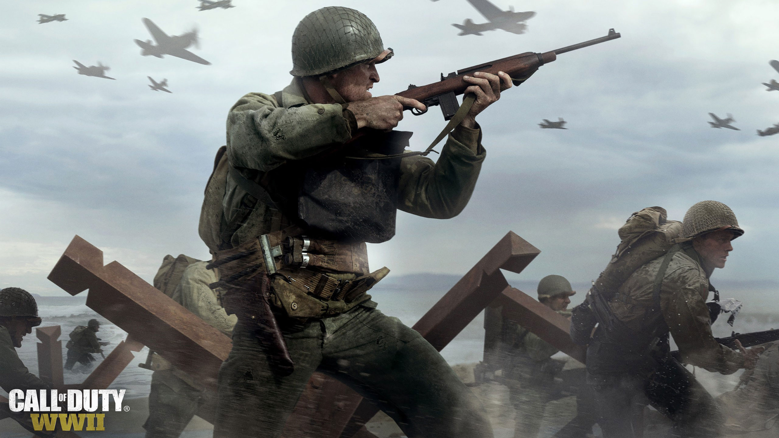 Call of Duty WW2 2021