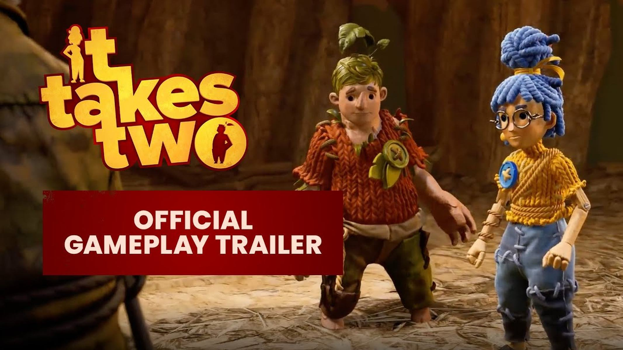 It Takes Two Gameplay Trailer