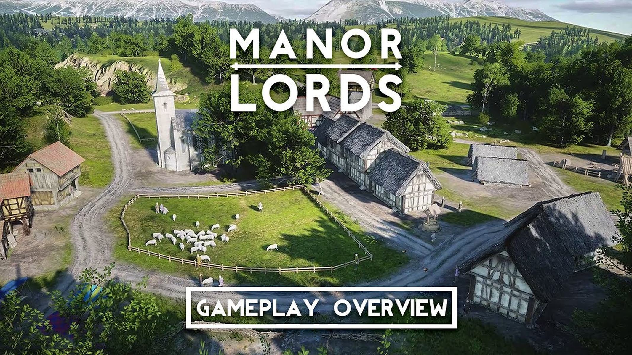 Manor Lords Strategia PC hra