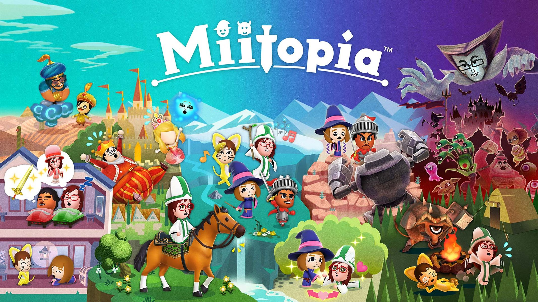 Miitopia Nintendo Switch