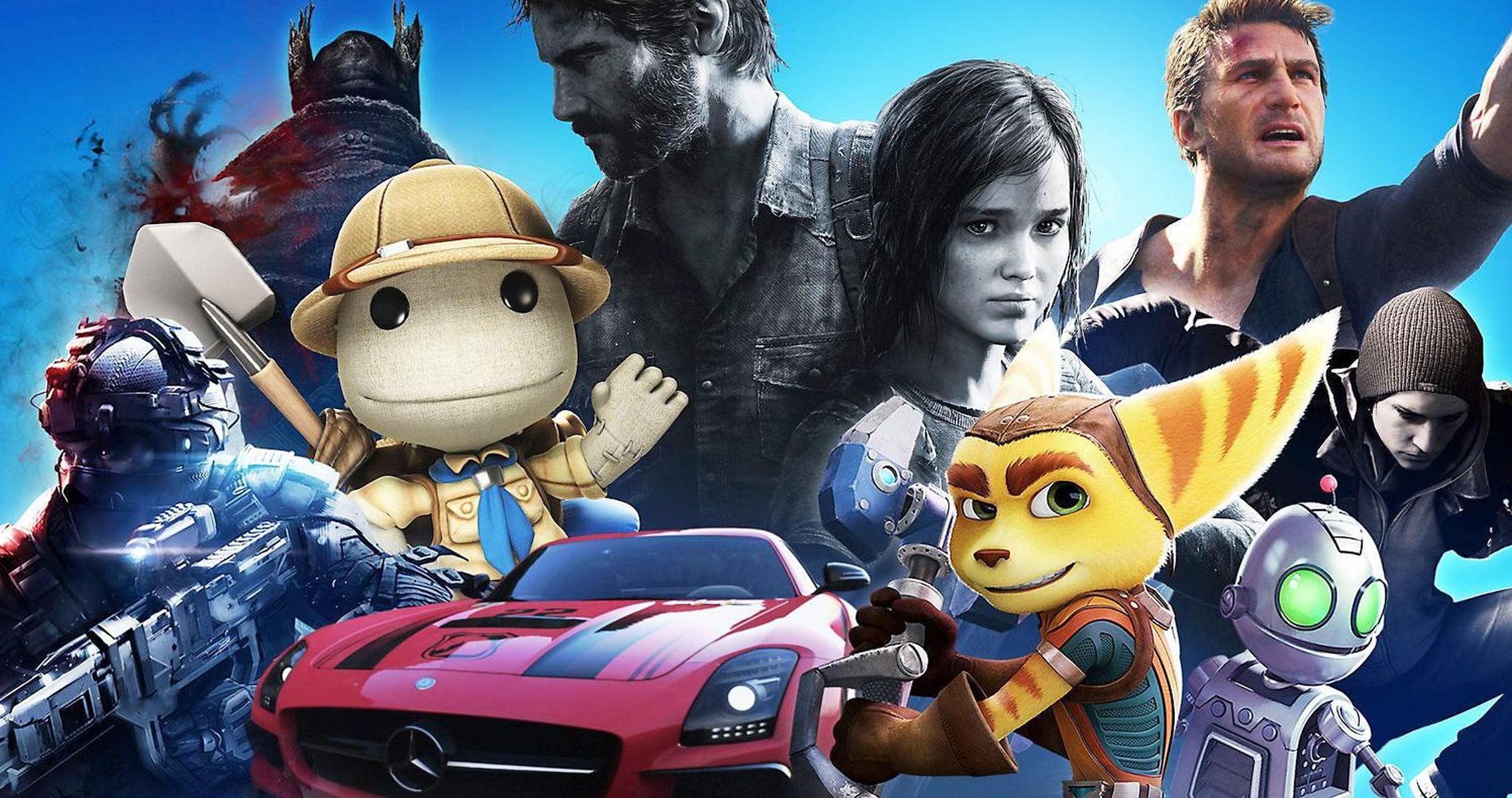 Playstation hry na PC banner