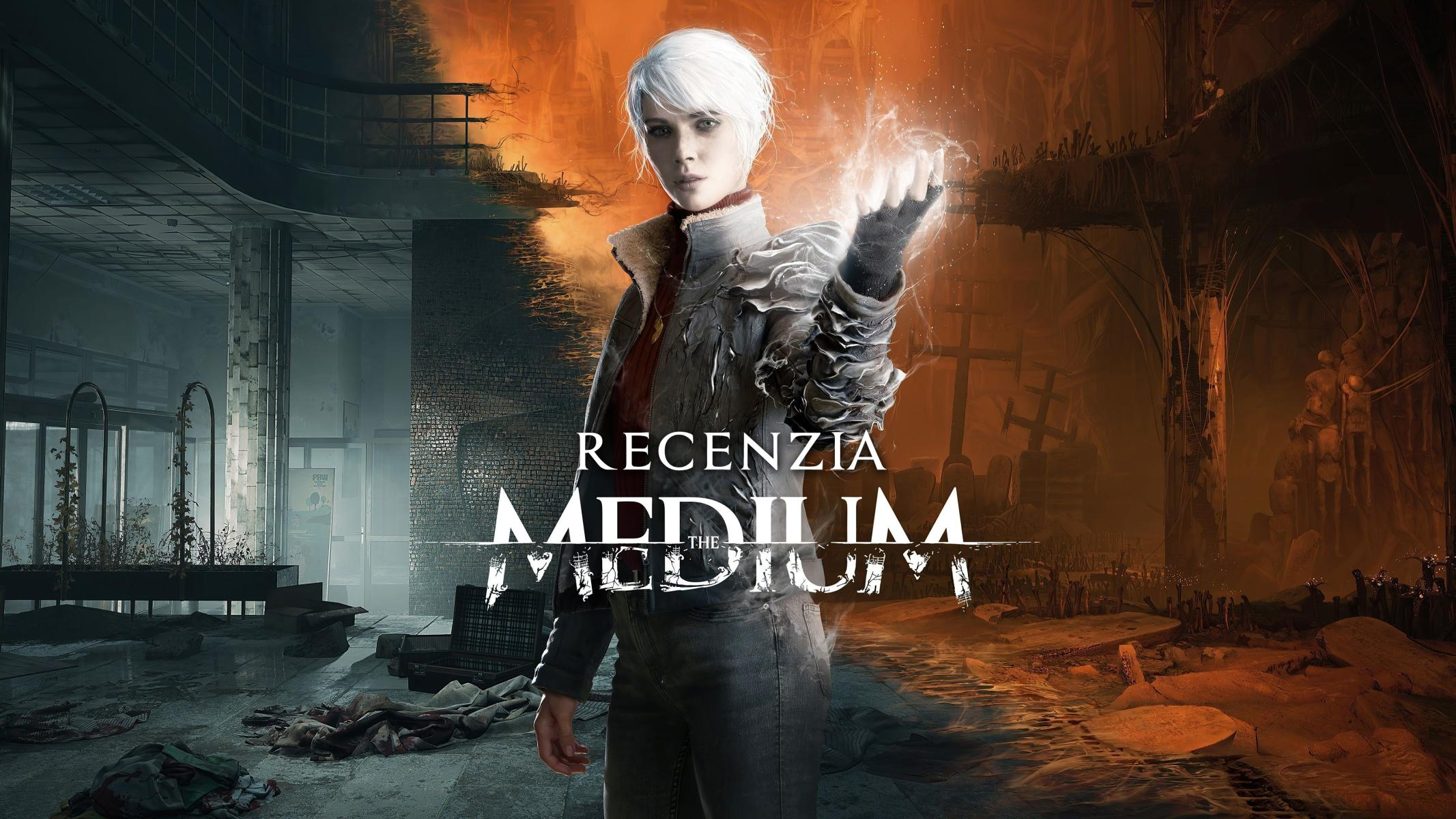The Medium Recenzia PC hra