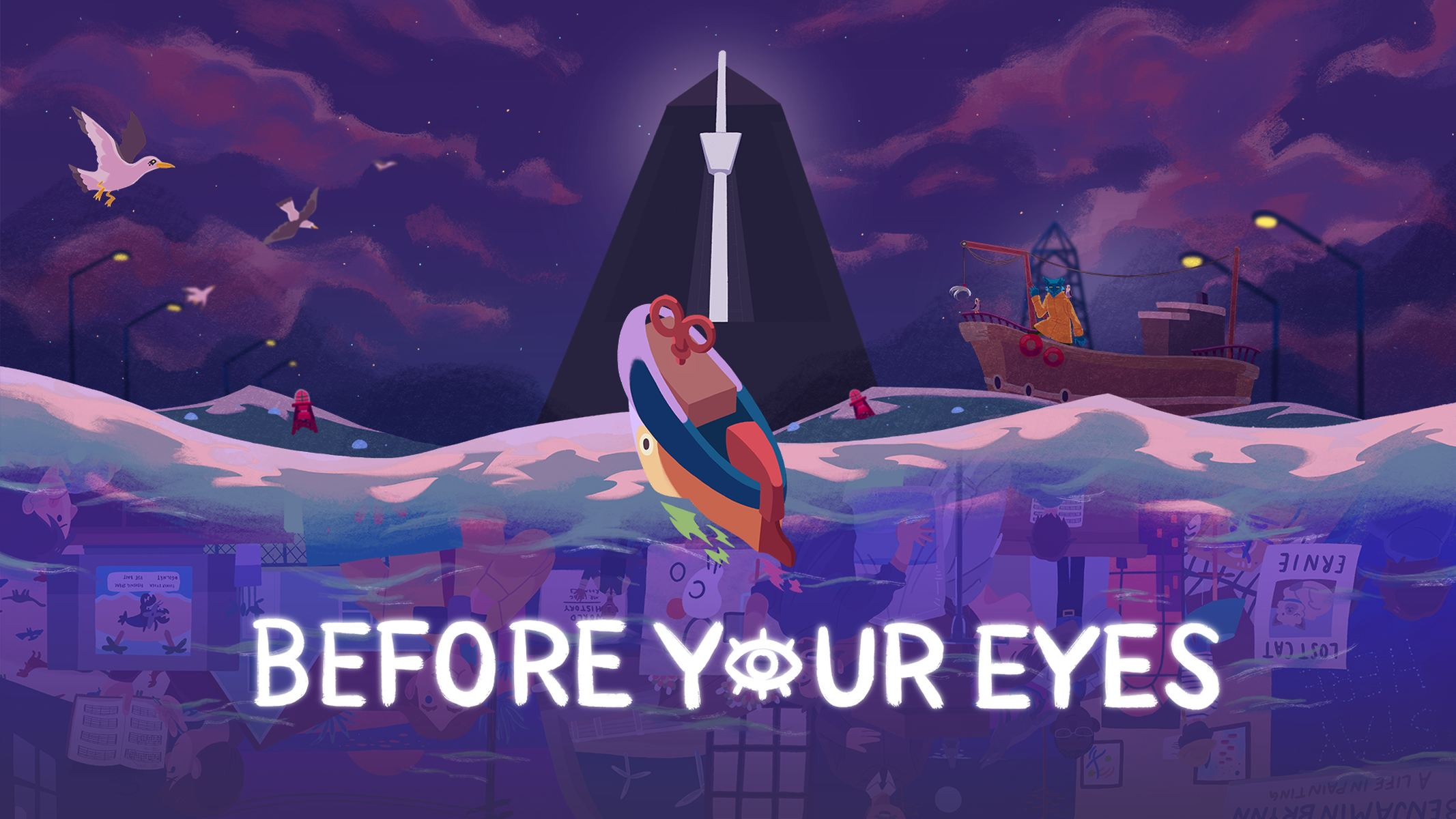 Before Your Eyes Game Trailer