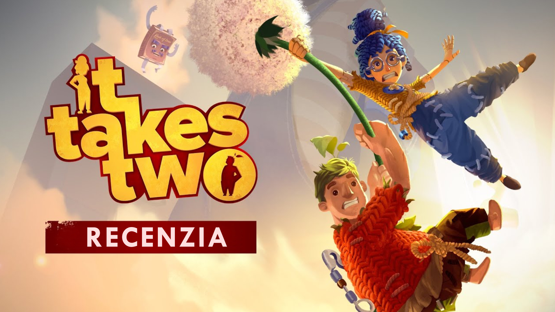 It Takes Two Recenzia