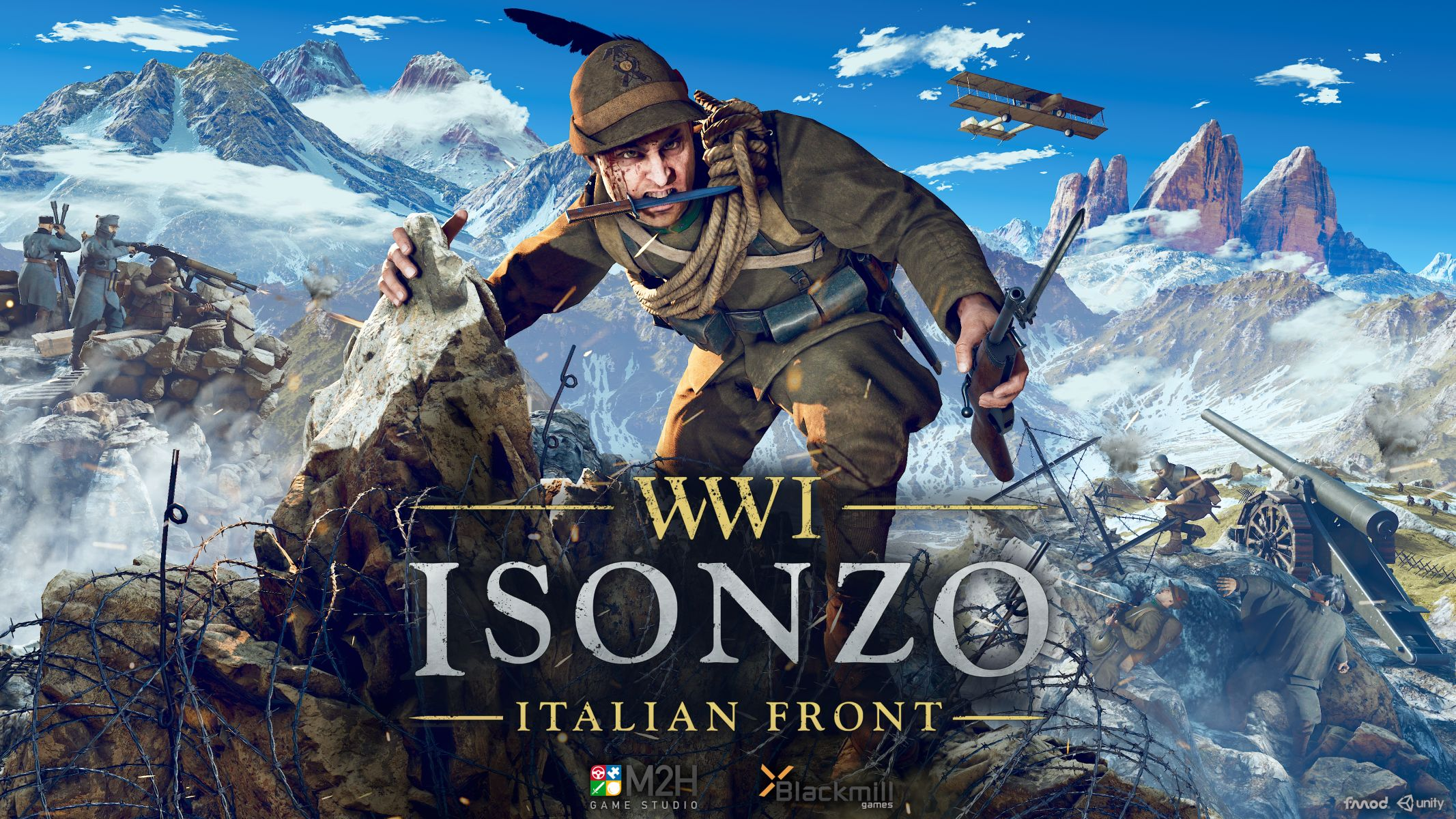 WWI Isonzo Game