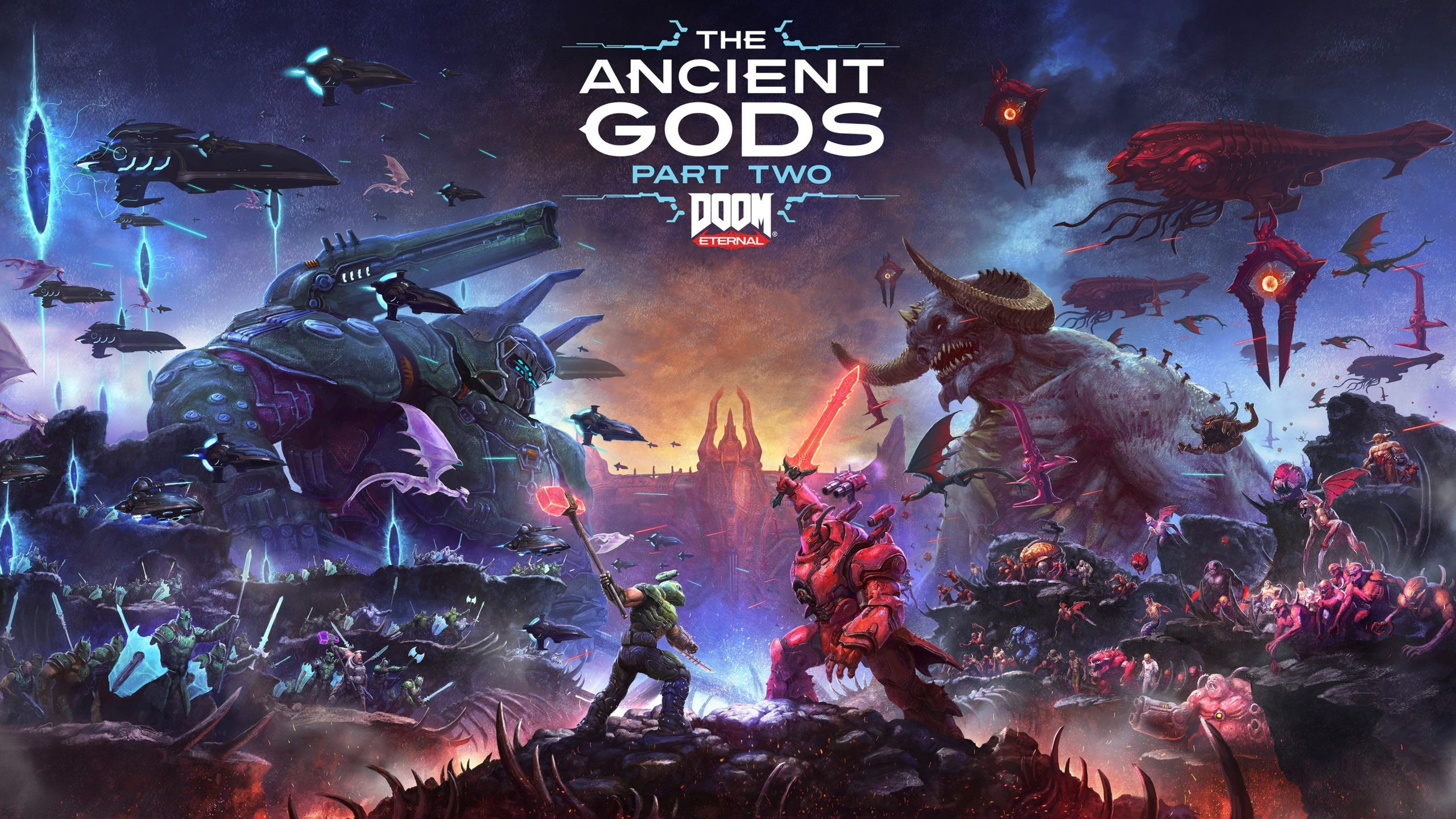 Doom Eternal Ancient Gods Part 2 Recenzia