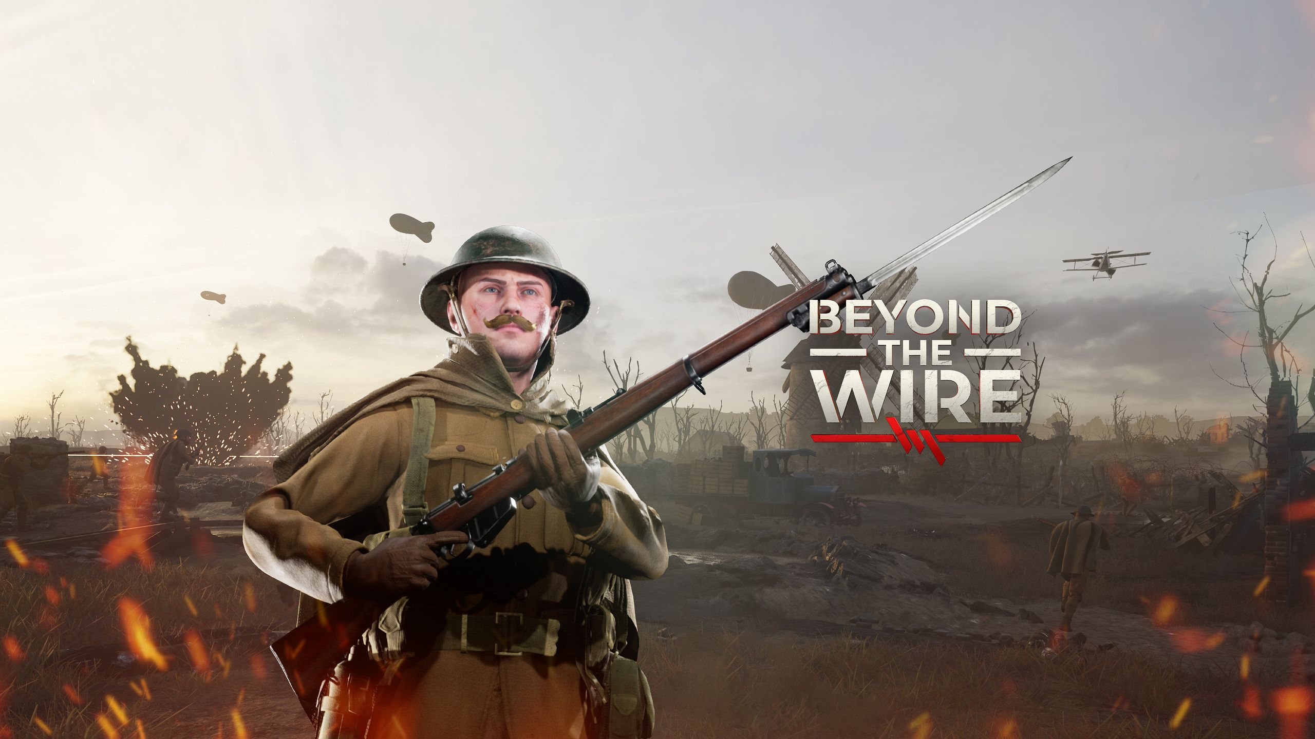 Beyond the Wire PC